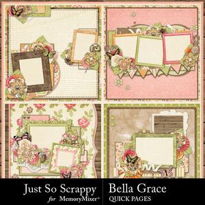 Bella grace quick pages medium