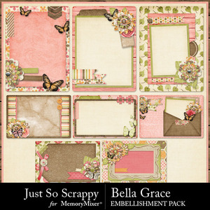 Bella grace pocket journal cards medium