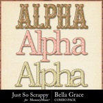 Bella grace kit alphas small