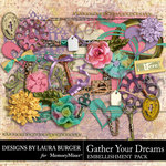 Gather Your Dreams Add On Pack-$3.99 (Laura Burger)