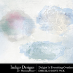 Delight In Everything Overlay Pack-$2.99 (Indigo Designs)