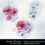 Delight In Everything Accents Pack-$2.99 (Indigo Designs)