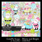 Merry and Bright CPS Combo Pack-$4.99 (CutiePie Scraps)