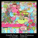 Fairy Christmas Combo Pack-$6.99 (CutiePie Scraps)