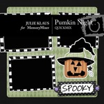 Pumpkin Night QuickMix-$4.00 (Julie Klaus)