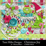 Christmas Joy TM Combo Pack-$5.99 (Tami Miller)