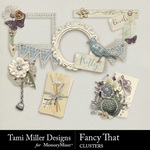 Fancy That Clusters Pack-$3.99 (Tami Miller)