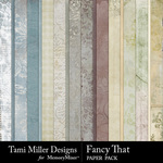 Fancy That Paper Pack-$3.99 (Tami Miller)