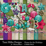 Home for the Holidays Combo Pack-$5.99 (Tami Miller)