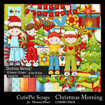 Christmas Morning CPS Combo Pack-$4.99 (CutiePie Scraps)