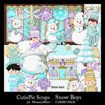 Snow Boys Combo Pack-$4.90 (CutiePie Scraps)