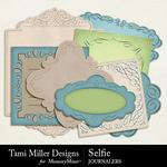 Selfie TM Journal Pack-$2.80 (Tami Miller)