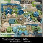 Selfie TM Combo Pack-$7.99 (Tami Miller)