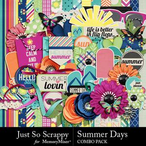 Summer days kit medium