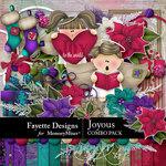 Joyous Combo Pack-$6.29 (Fayette Designs)