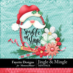 Jingle Mingle Mini Pack-$1.99 (Fayette Designs)