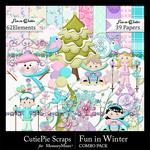 Winter Fun Combo Pack-$3.99 (CutiePie Scraps)