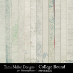 College Bound Paper Pack-$2.99 (Tami Miller)