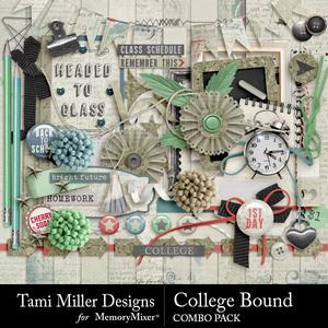 College bound combo pack medium
