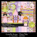 Fairy Tale Combo Pack-$4.99 (CutiePie Scraps)