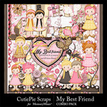 My Best Friend Combo Pack-$4.90 (CutiePie Scraps)