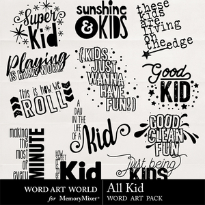 All kid medium