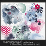 Unstoppable Accents Pack-$3.99 (Jumpstart Designs)