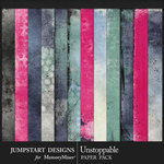 Unstoppable Blended Paper Pack-$3.99 (Jumpstart Designs)
