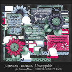 Unstoppable Spare Parts Pack-$3.99 (Jumpstart Designs)