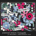 Unstoppable AddOn Pack-$3.99 (Jumpstart Designs)