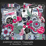 Unstoppable Combo Pack-$7.99 (Jumpstart Designs)