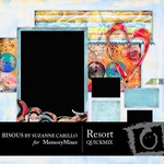 Resort QuickMix-$5.99 (Bisous By Suzanne Carillo)