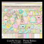 Pretty Babies Combo Pack-$6.99 (CutiePie Scraps)