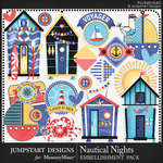 Nautical Nights Add On Pack-$3.99 (Jumpstart Designs)