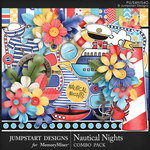 Nautical Nights Combo Pack-$7.99 (Jumpstart Designs)