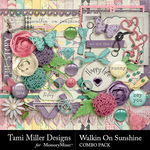 Walkin on Sunshine Combo Pack-$7.99 (Tami Miller)
