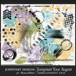 Jumpstart Your August 2017 Accents Pack-$3.99 (Jumpstart Designs)