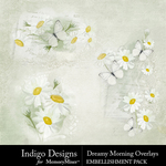 Dreamy Morning Overlay Pack-$2.99 (Indigo Designs)