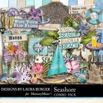 Seashore Combo Pack-$8.49 (Laura Burger)