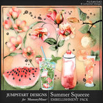 Summer Squeeze Fresh Fun Pack-$3.99 (Jumpstart Designs)
