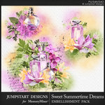 Sweet Summertime Dreams Accents-$3.99 (Jumpstart Designs)