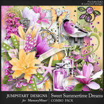 Sweet Summertime Dreams Combo Pack-$7.99 (Jumpstart Designs)