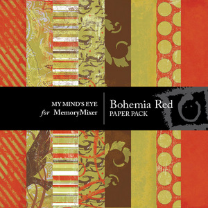 Bohemia redpaperlarge medium
