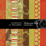Bohemia redpaperlarge small