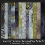 Jumpstart Your September 2017 Blended Papers-$3.99 (Jumpstart Designs)
