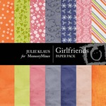 Girlfriends Paper Pack-$3.50 (Julie Klaus)