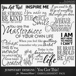 You Got This WordArt Pack-$3.99 (Jumpstart Designs)