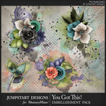 You Got This Accents Pack-$3.99 (Jumpstart Designs)