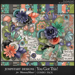 You Got This Combo Pack-$7.99 (Jumpstart Designs)