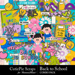 Back to School CPS Combo Pack-$4.20 (CutiePie Scraps)